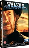 Walker Texas Ranger - complete Season 3 [DVD] EU-Import mit Englischem Originalton (kein Deutsch!)