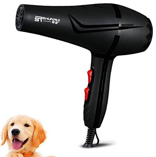 Haartrockner, Haustier Wasser Gebläse Hund Haartrockner High Power Mute großen Hund spezielle Haar bläst Artefakt Trockner (Verbrennung Gebläse)