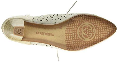 Gerry Weber - Laura 07, Stivali Donna Grigio (Grau (linen 203))