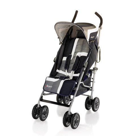 Umbrella folding stroller Champion - linea Allegro 239 blue Brevi