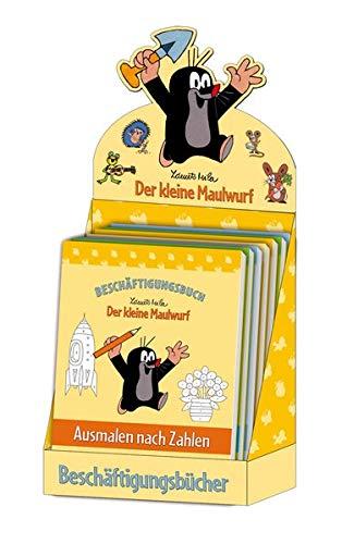 Trötsch Verlag GmbH & Co. KG Beschäftigungsbuch Der kl.Maulwurf
