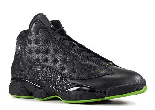 Nike Men's Shoes Jordan 13 Retro Altitude In Black Leather 414571-042