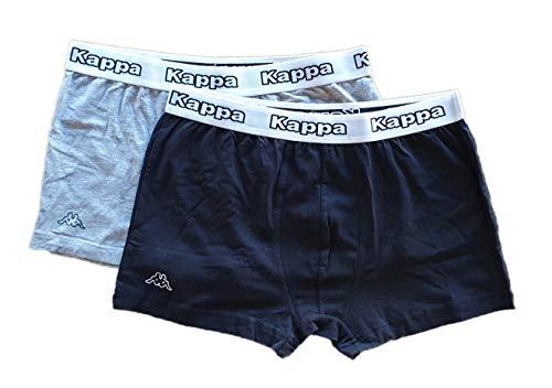 Kappa Boxer Pantalón Corto Calzoncillos 2Unidades