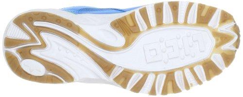 Lico - Scarpe da ginnastica, Unisex - bambino Porpora (tuerkis/lemon)