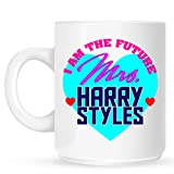 Future Mrs Harry Styles Mug Inspired by One Direction by In Stitches Personalised Gif