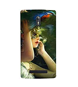 Unique print Back cover for Oppo Find 7