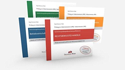 Industriemeister - Frage-Antwort-Karten-Paket
