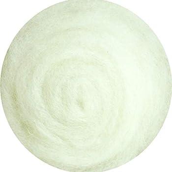 25 g Mix SIA COLLA-S Pelote de Laine 100/% Laine pour feutrer Les feutres humides Gris Noir Charbon