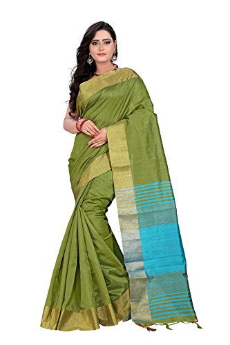 Inheart Fancy Sarees For Women Premium Quality Stylish Mysore Silk Woven Banarasi Work Indian Designer Sarees For Festivals Parties Weddings