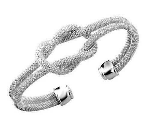 designer-inspired-knot-mesh-bangle-bracelet-solid-sterling-silver-925-plated