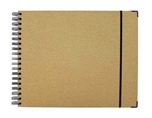 PEPA PAPER Álbum Kraft apaisado Grande 30
