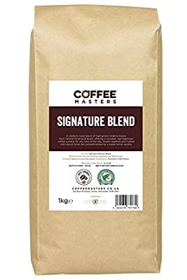 Coffee Masters Signature Blend Coffee Beans 1kg by Coffee Masters