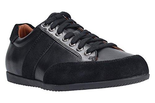Ralph Lauren Herren Schwarz Price Sneakers-UK 7