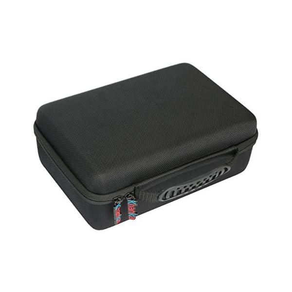 Khanka para Arrancador ultraseguro batería de Litio NOCO Genius Boost 12V EVA Funda Estuche Bolso by