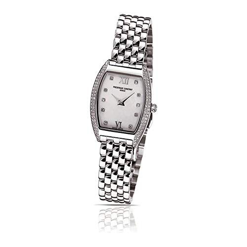 Frederique Constant Women's Art Deco Mini Diamond Watch FC-200MPWD1TD26B