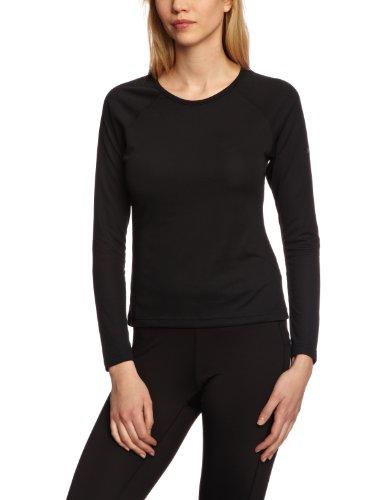 Berghaus Essential T-shirt à manches longues col rond pour femme noir - Noir
