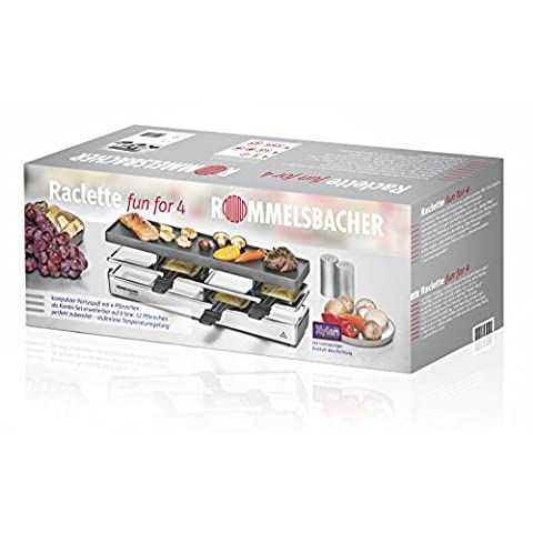 Rommelsbacher-RC-800-raclette-grill-795-W-Plata