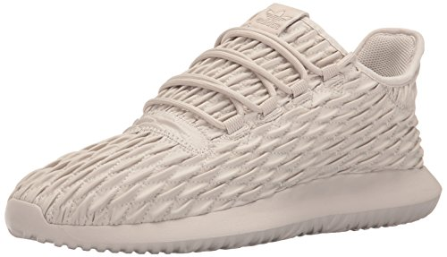 adidas Originals Men's Shoes | Tubular Shadow Fashion Sneakers, Clear/Brown/Bliss Bliss S, (10 M US)