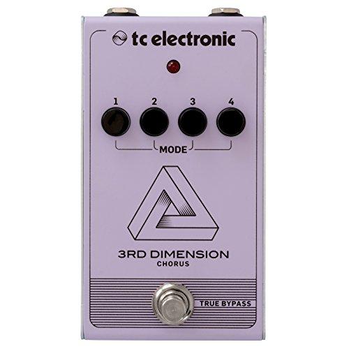 TC Electronic 000-cq000-000103. Dimension Vintage Analog Chorus Pedal