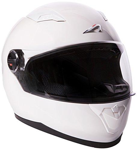 Astone Helmets gt2m-whs casco Moto Integral GT Gloss, negro Matt, talla S