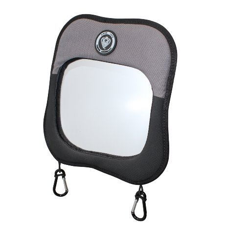 Prince Lionheart Child View Mirror - Black/Grey