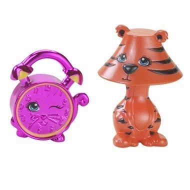 Polly Pocket Litegrrr & Kitty Tock Figure by Mattel