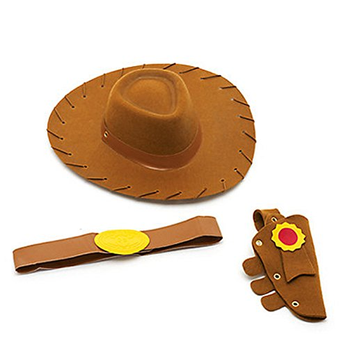 Disney Toy Story 3 Woody's Hat & Accessory Pack gorro/sombrero