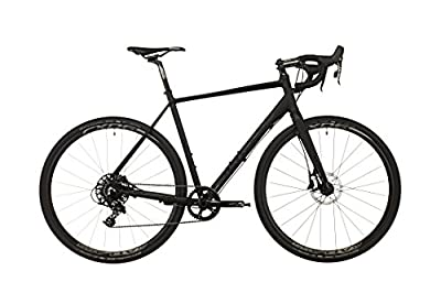 Serious Grafix Pro cyclocross bike black 2017 cyclocross bike