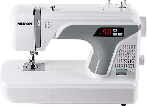 MEDION MD 16661 - Máquina de coser digital