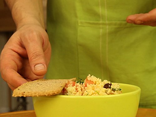 Extra Virgin Oliven Orange (Clip: Spiced Couscous Salad)