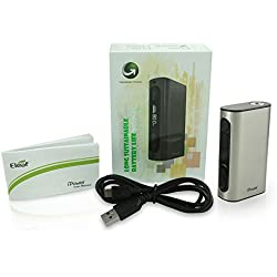 Eleaf iPower 80w TC Box Mod - 5000mAh (Sans Nicotine Ni Tabac) Argent