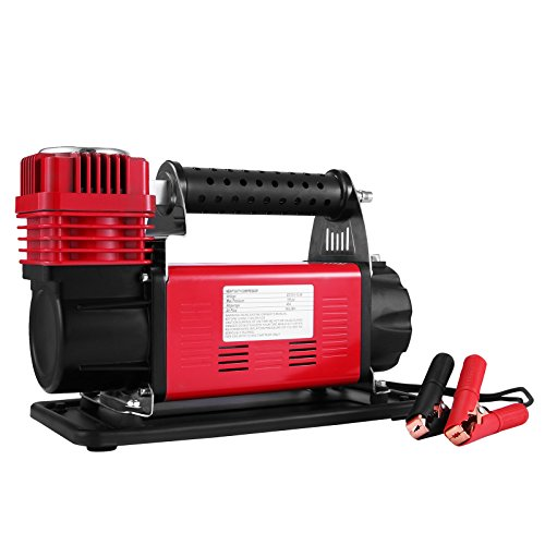 Chaneau Compresseur D'air 12v Gonfleur Pneu...