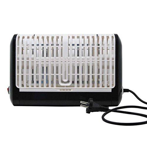 Ammortizzatore della zanzara dello Scossa elettrica, zanzaraio, IED del Ristorante dell\'ABS, Repellente della zanzara elettronico Repellente della casa delle zanzare Repellente della zanzara del LED