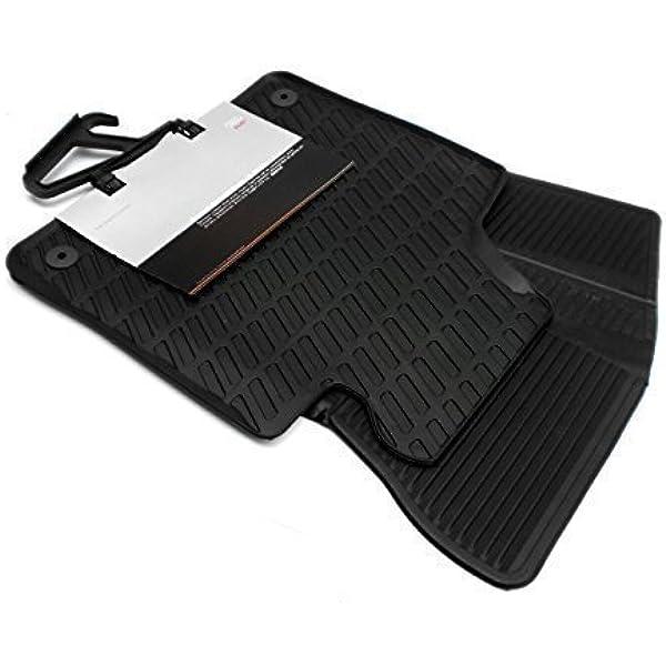 Original Audi Ersatzteile Audi A3 8p Original Gummi Fußmatten Vorn Auto