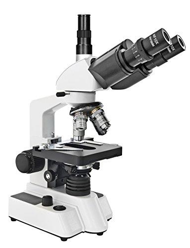 Bresser Mikroskop - 5723100 - Researcher Trino 40x-1000x