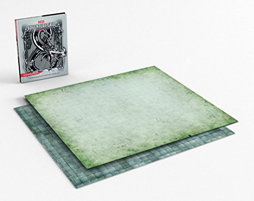 D&D Adventure Grid por Wizards Rpg Team