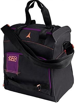 ATOMIC para mujer de esquí W barcos y Accessory Bag, Black, 0,58 x 0,40 x 0,44 cm, 46 litros, AL5024510