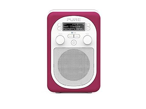 Pure Evoke D2 Mio Radio numérique Bluetooth