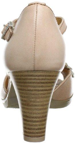 Hispanitas Angie_01 HV37176, Sandali col tacco donna Beige (Beige (Nudo))