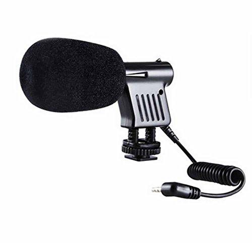 Hexiansheng Mikrofon SLR-Kameras, Camcorder, DV-Mikrofone, Mini-Mikrofone, Aufnahmemikrofone