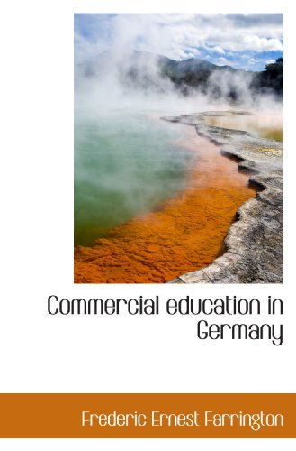 Commercial education in Germany