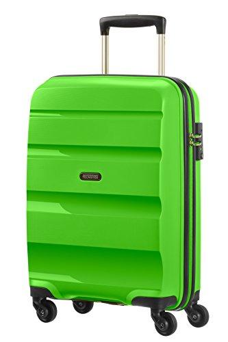 American Tourister Bon Air-Spinner S Strict Koffer, 31.5 Liter, Pop Green
