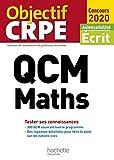 Qcm Crpe - Maths 2020