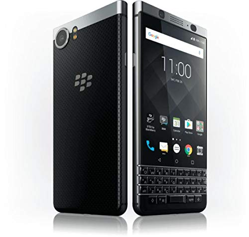 Blackberry Keyone Smartphone Single Black - Blackberry Keyone Smartphone, 32 GB Single SIM Black