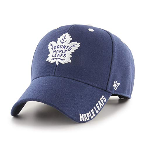 47 Brand Adjustable Cap - DEFROST Toronto Maple Leafs Navy