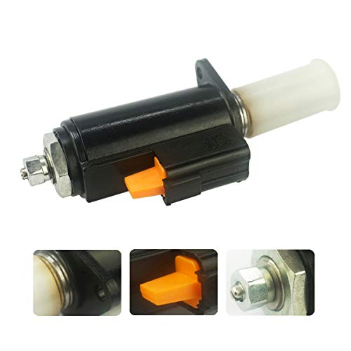 Preisvergleich Produktbild KEYOPO Trenn-Magnetventil 24V 121-1490 121-1491 111-9916 für Caterpillar E320B E320C 312B 315B E312D 321B