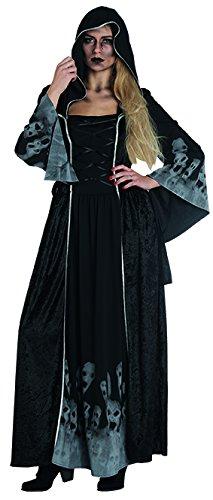 Verlassenen Kostüm - Kostüm Verlassene Seelendame Gr. 36 - 46 Geist Gespenst Tod Halloween Grusel Dame 36