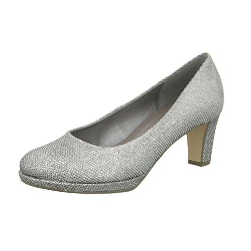 Gabor Shoes AG 81.260.63 Größe 40 Silber
