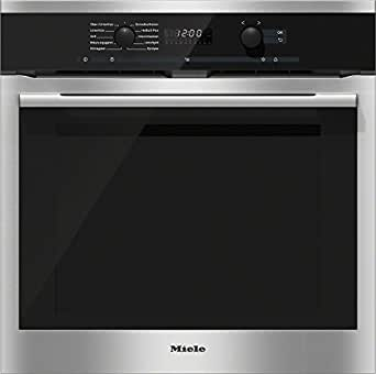 miele h6160bp d 230 50 backofen elektro und gas a kwh 76 liter easycontrol mit lc display. Black Bedroom Furniture Sets. Home Design Ideas