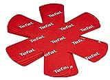Tefal K2203004 Pack de 4 Protectores de ollas y sarténes